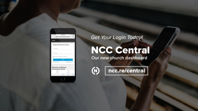 Sign Up for NCC Central Event