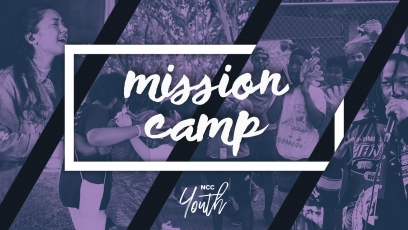 NCC Youth Mission Camp-Midway Registration Deadline Event