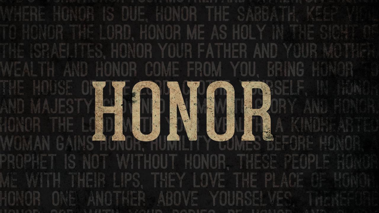 Opiniones de honor